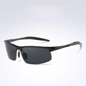 AUGIENB Aluminum Magne-sium Polarized Sunglasses
