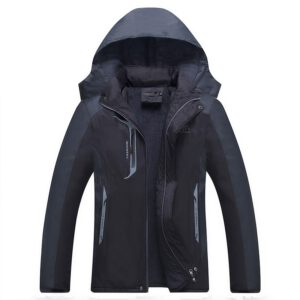 Thick Warm Windproof Ski Jacket For Men Snowboard jacket Waterproof Snow Jackets Mountaineering Snow Suits For Men And Women
