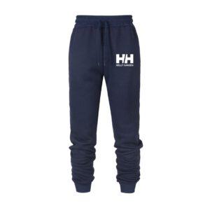 2020 New HH Printed Sweatpants Men Pants Autumn Winter Plus Fleece Fashion Sportswear Male Trousers M-3XL