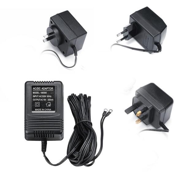 10M AU Plug/UK Plug/EU Plug Power Supply Adapter Transformer for Video Ring Doorbell