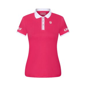 LOVE GOLF LG19009 new ladies golf sports and leisure T-shirt breathable quick-drying golf t-shirt free shipping