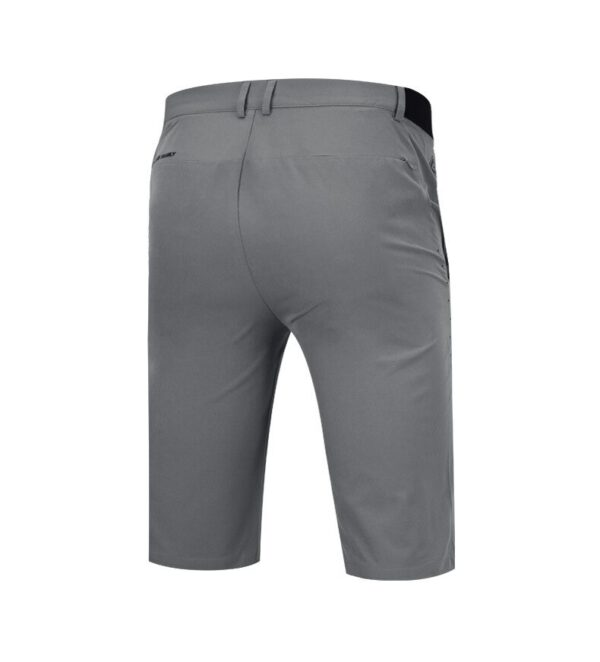 PGM Golf Trousers Men'S Shorts Male Breathable Quick-Dry Shorts Summer Thin Fit High Elastic Trouser Sportswear Golf Golf Shorts