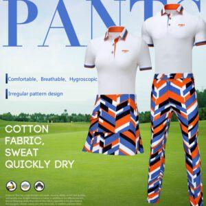 2018 PGM Golf Pants men's short sleeved T-shirt Long pants Summer Breathable Quick-drying Sport Apparel for men Size XXS-XXXL